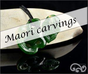 Maori carvings Maori pendants