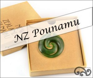 NZ greenstone carvings IV - NZ Pounamu
