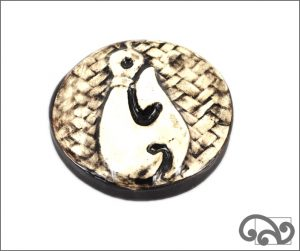 Ceramic fishhook
