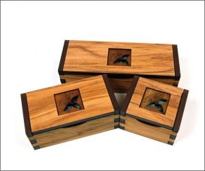 Rimu gift boxes