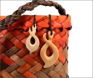 Arohanui wood carvings