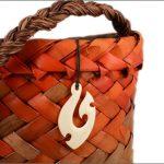 Small Maori design fishhook