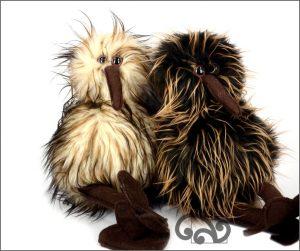 Kiwi soft toys