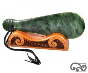 Greenstone mere, large