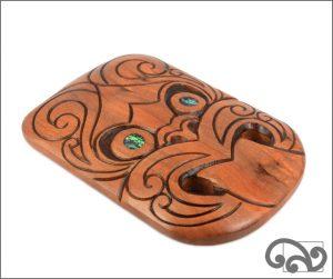 Maori Tawhirimatea mask