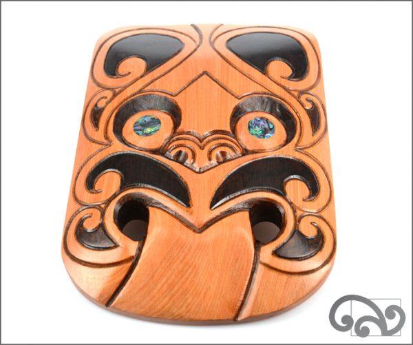 Tawhirimatea mask