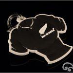 All Blacks bag tag
