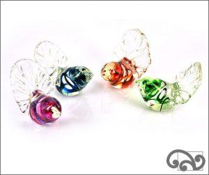 Glass fantails