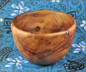 Sequoia bowl New Zealand grown tree