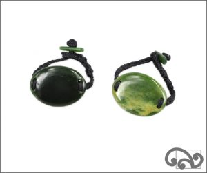 Greenstone baby bracelet