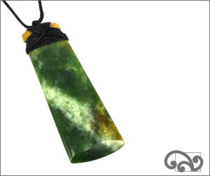 Greenstone toki