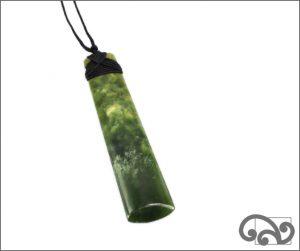 Long toki pendant