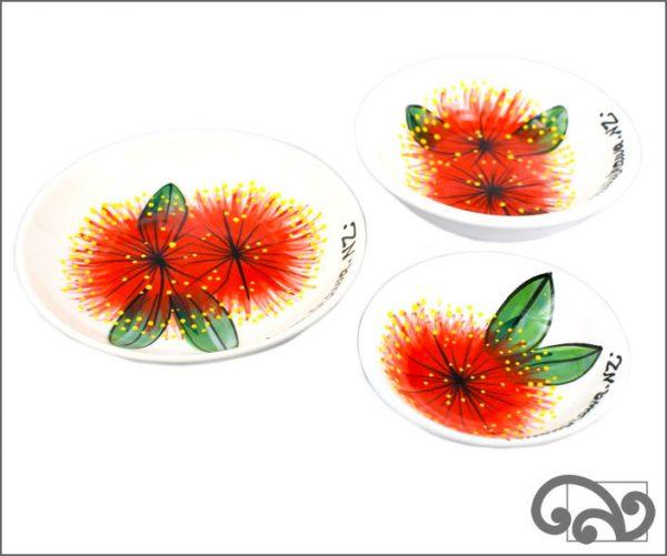 Ceramic dip bowls